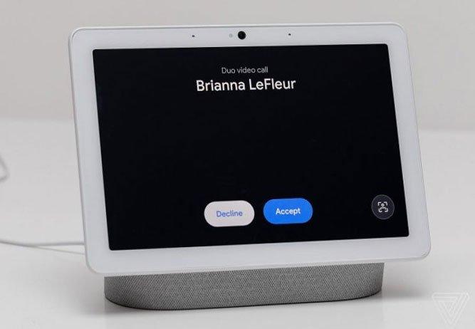 Google Nest Hub tanıtımını yaptı