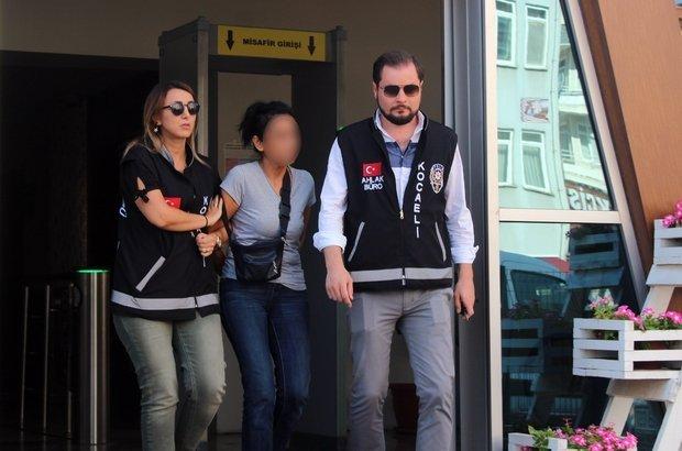 Photo of Zorla Fuhuş Yaptıran Kadın Tutuklandı0 (0)