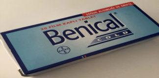 Benical Cold Nedir? Ne için Kullanılır? Kullanıcı Yorumları