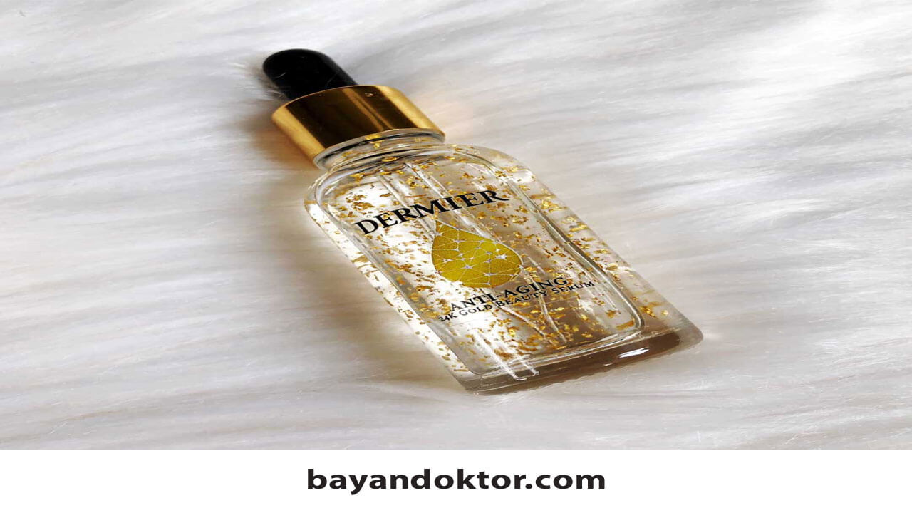 Dermier 24k Gold Anti-Aging Beauty Serum
