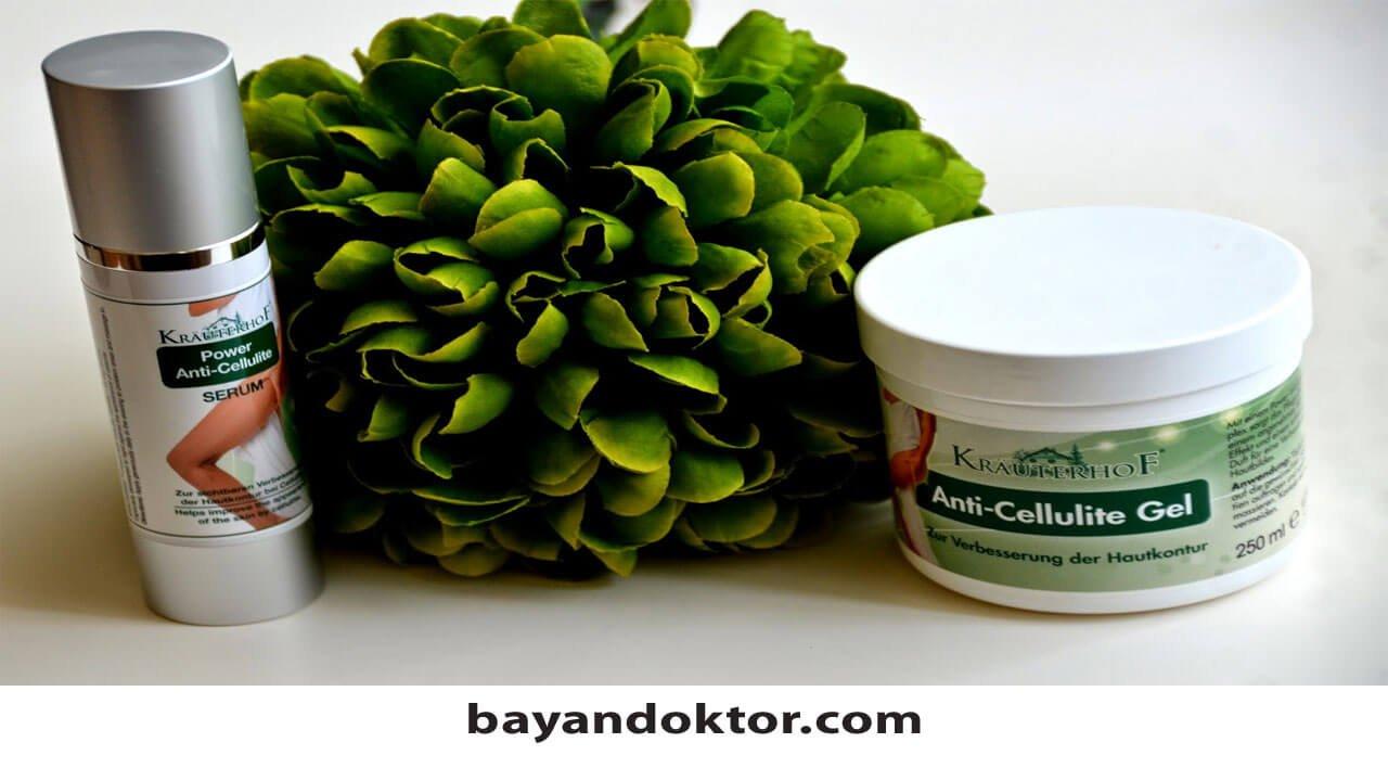 Krauterhof Anti-cellulite Gel Selülit Kremi Fiyatı