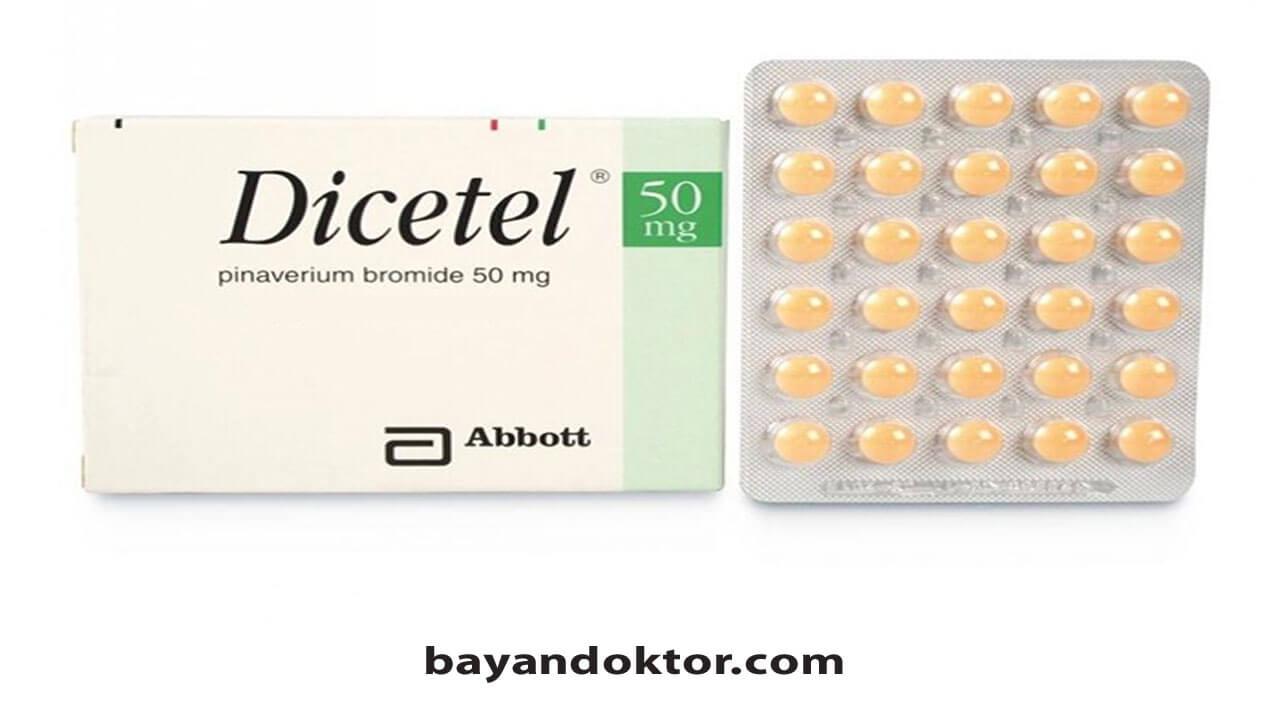 Dicetel 50 mg 40 Film Tablet Nedir? Kullanıcı Yorumları