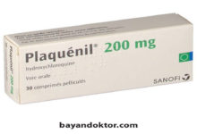 Photo of PLAQUENİL 200 mg Film Kaplı Tablet Nedir?