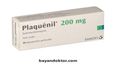 Photo of PLAQUENİL 200 mg Film Kaplı Tablet Nedir?0 (0)