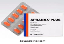 Photo of Apranax Plus 20 Film Tablet Nedir? Ne İşe Yarar?