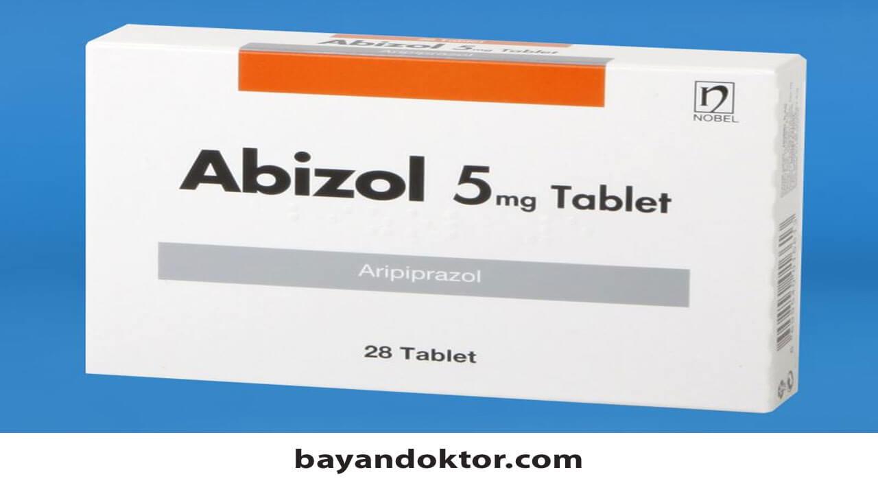 Abizol 5 mg 28 Tablet Nedir? Ne İşe Yarar?