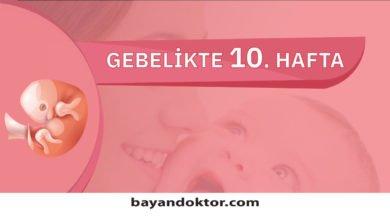 Photo of 10. Hafta Gebelik – Hafta Hafta Hamilelik0 (0)