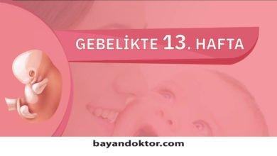 Photo of 13. Hafta Gebelik – Hafta Hafta Hamilelik0 (0)