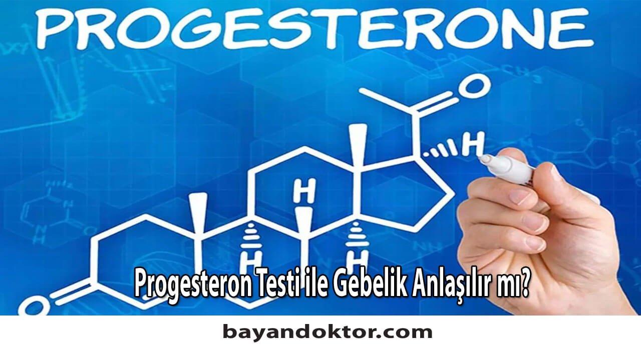 Progesteron Testi ile Gebelik Anlaşılır mı?