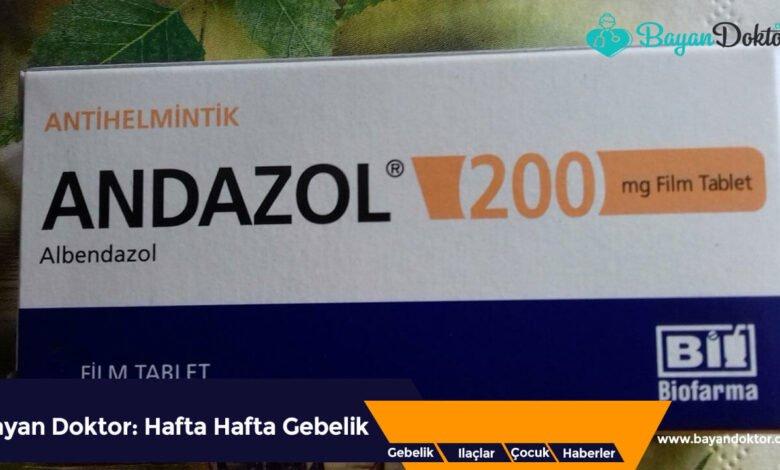 Andazol 200 mg 6 Film Tablet Nedir? Ne İşe Yarar?