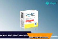 Photo of Desefin IV 1 gr Nedir? Ne İşe Yarar?